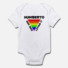 Humberto Gay Pride (#006) Infant Bodysuit