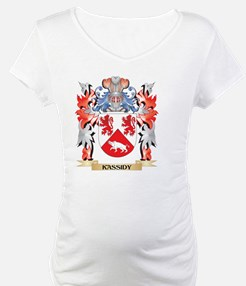 Kassidy Coat of Arms - Family Cr Shirt