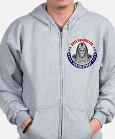 may_vote_sasquatch Sweatshirt