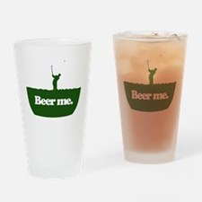 Cute Frat brothers Drinking Glass
