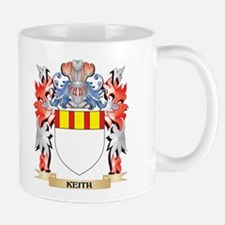 Keith Coat of Arms - Family Crest Mugs