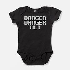 Danger Danger Tilt Pinball Baby Bodysuit