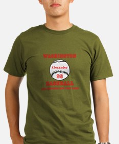 Baseball Personalized T-Shirt