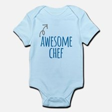 Awesome chef Body Suit