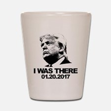 Trump Inauguration Shot Glass