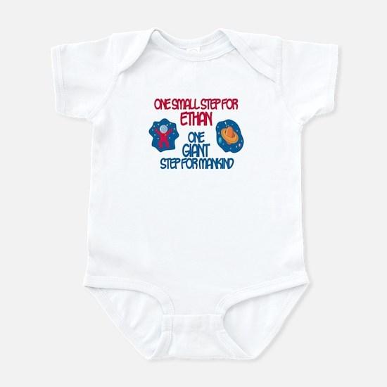 Ethan - Astronaut Infant Bodysuit