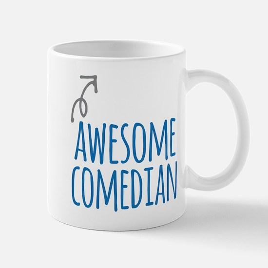 Awesome comedian Mugs
