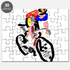 Cyclist Puzzle