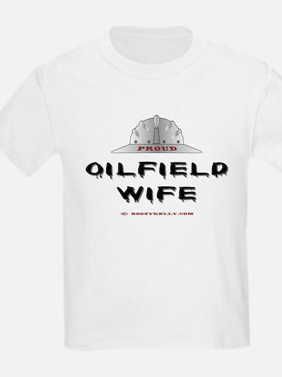 Proud Oilfield Wife T-Shirt