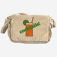 Funny Obama dog Messenger Bag