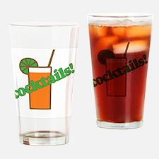 Anime nerd Drinking Glass