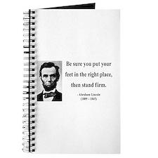 Abraham Lincoln 24 Journal