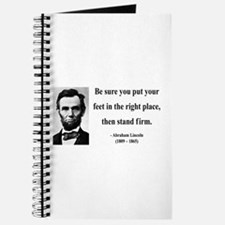 Abraham Lincoln 24 Journal