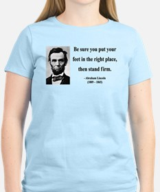 Abraham Lincoln 24 T-Shirt