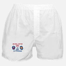Gage - Astronaut  Boxer Shorts