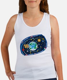 Exp 52, Actual Crew Women's Tank Top