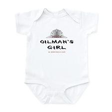 Proud Oilman's Girl. Infant Bodysuit