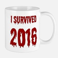 I survived 2016 tour Mugs