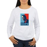Obama Long Sleeve T Shirts