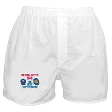 Isaac - Astronaut  Boxer Shorts