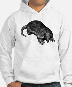 Giant Armadillo (Front) Hoodie