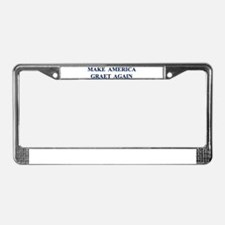 Make America Graet Again - TrueBlue License Plate