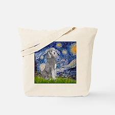 Cool Standard poodle Tote Bag