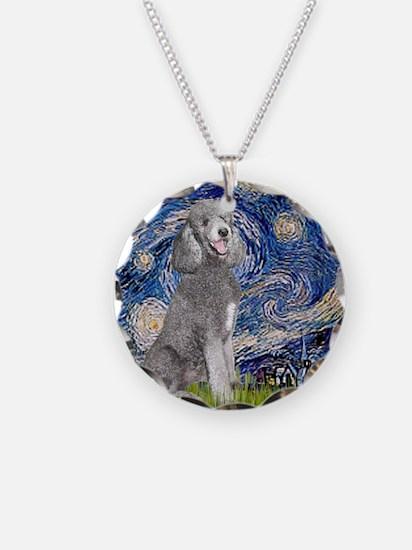 Cute Poodle Necklace