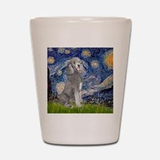 Unique Poodle Shot Glass
