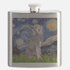 Cute Starry night Flask