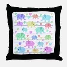 Cute Cool baby Throw Pillow