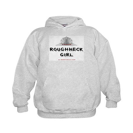 Roughneck Girl Kids Hoodie