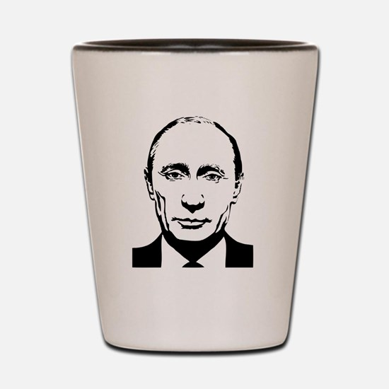Unique Putin Shot Glass