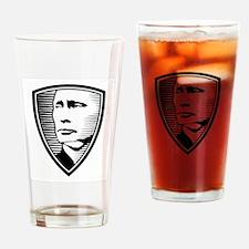 Russian president Drinking Glass