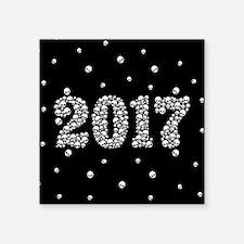 2017 In Skulls Sticker