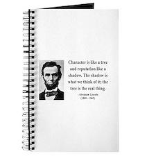 Abraham Lincoln 28 Journal