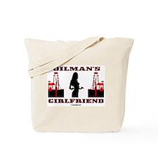Oilman's Girlfriend Tote Bag