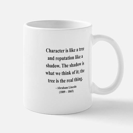Abraham Lincoln 28 Mug