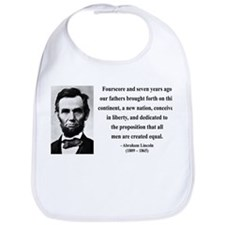 Abraham Lincoln 29 Bib