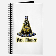 Past Master F & A M Journal