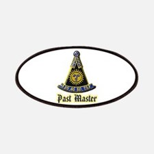 Past Master F & A M Patch