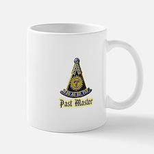 Past Master F & A M Mugs
