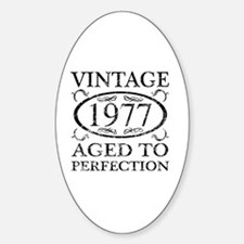 Cool 40 year old Sticker (Oval)