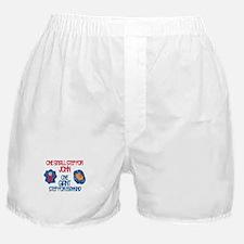 John - Astronaut  Boxer Shorts