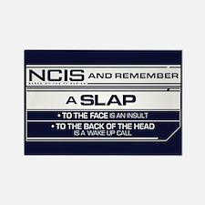 NCIS Slap Rectangle Magnet