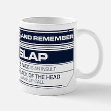 NCIS Slap Mug
