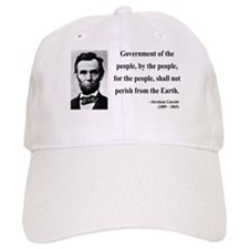 Abraham Lincoln 30 Baseball Cap