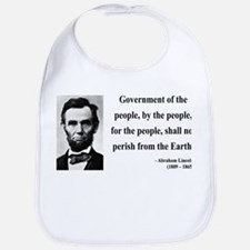 Abraham Lincoln 30 Bib