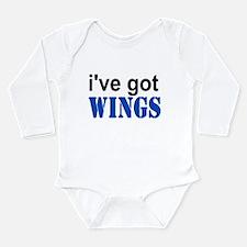 I've got Wings (kids) Infant Creeper Body Suit