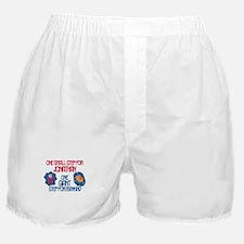 Jonathan - Astronaut  Boxer Shorts
